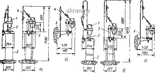 Схема установки и обвязки