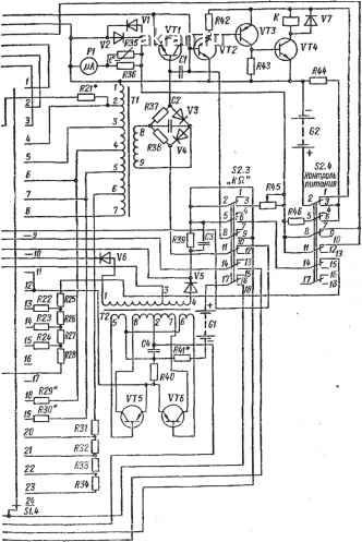 схема Ц-4340